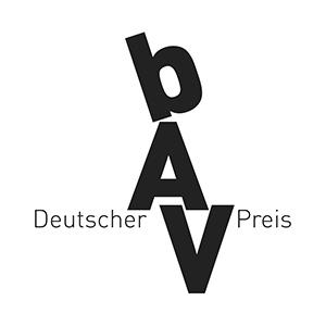 Logo-Dt_bAV_Preis-SW_72DPI